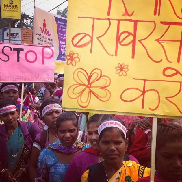 One Billion Rising di India
