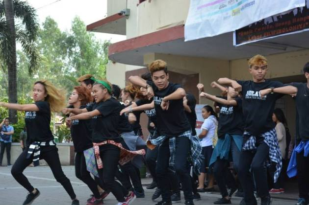 One Billion Rising di Philipine
